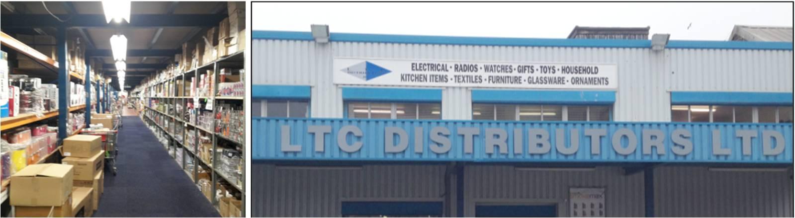 LED Distribution | Projects | Wholesales (LTC) | Glasgow, Scotland